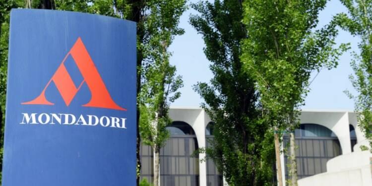 Mondadori confirme discuter fusion avec Lagardère et Marie Claire