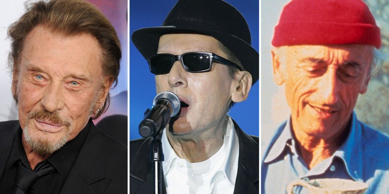Hallyday, Bashung, Cousteau… Quand l'héritage tourne au vinaigre