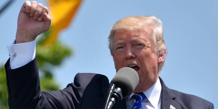 Les droits de douane décidés par Donald Trump, un fléau pour... l'économie américaine!