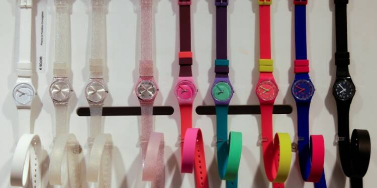 Swatch confiant pour 2018 au vu de ses résultats trimestriels
