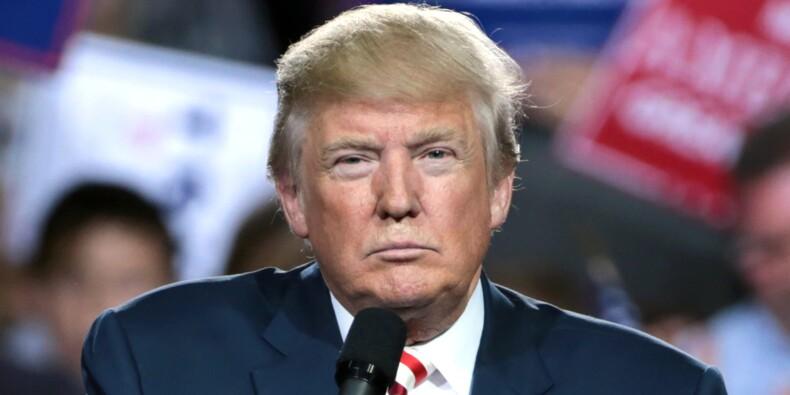 Wall Street rechute, Donald Trump attise les risques géopolitiques et de guerre commerciale