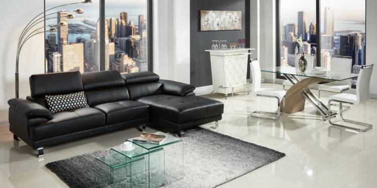le site de vente en ligne de mobilier vente unique s 39 appr te d barquer en bourse. Black Bedroom Furniture Sets. Home Design Ideas
