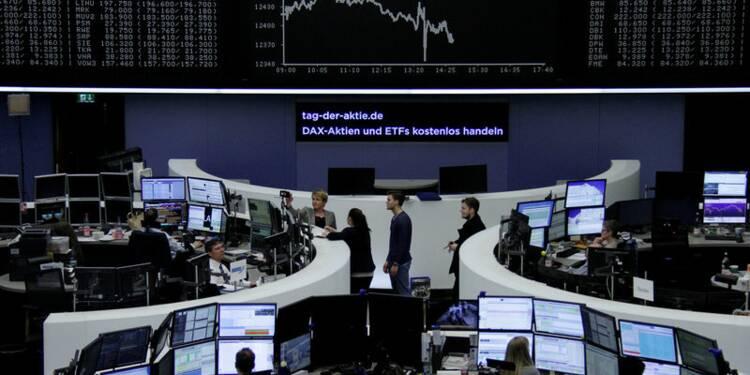L'actualité des entreprises anime la cote en Europe