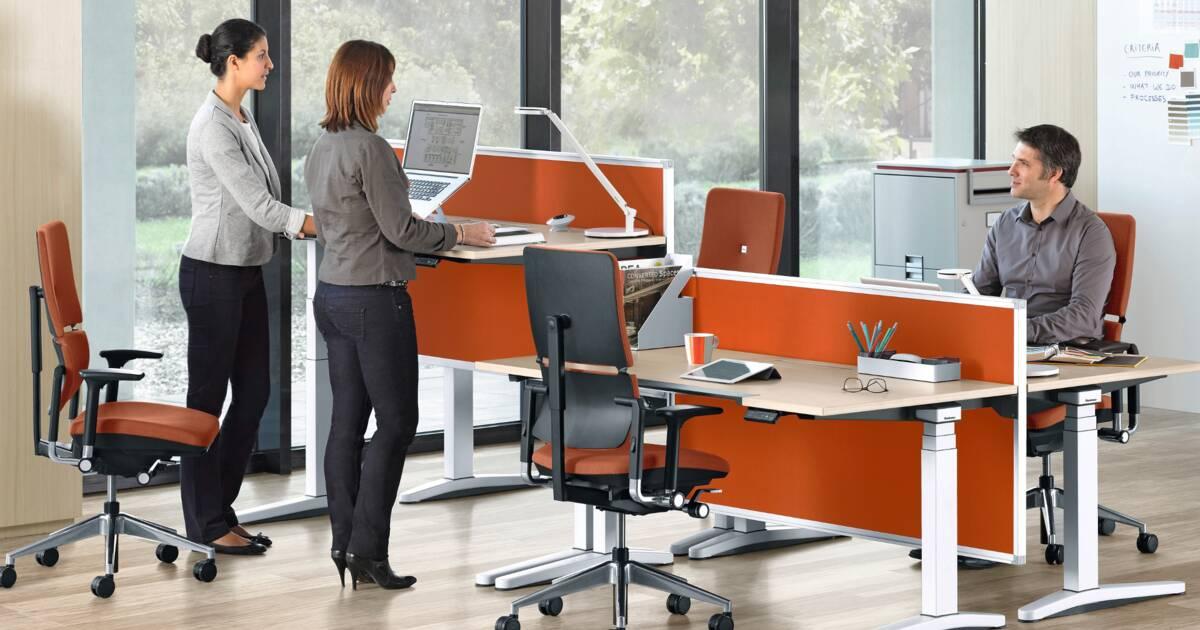 Le bureau debout pas juste un effet de mode ! capital.fr