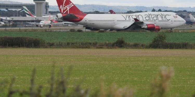 Virgin espère finaliser en 2019 son accord avec Air France