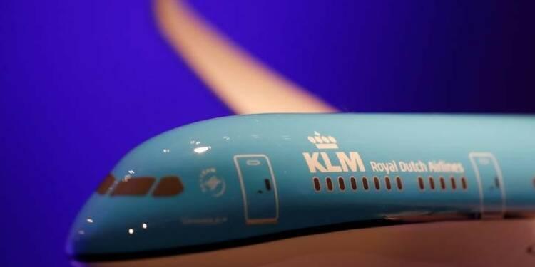 Air France-KLM augmente ses capacités de 4,1% pour la saison d'été