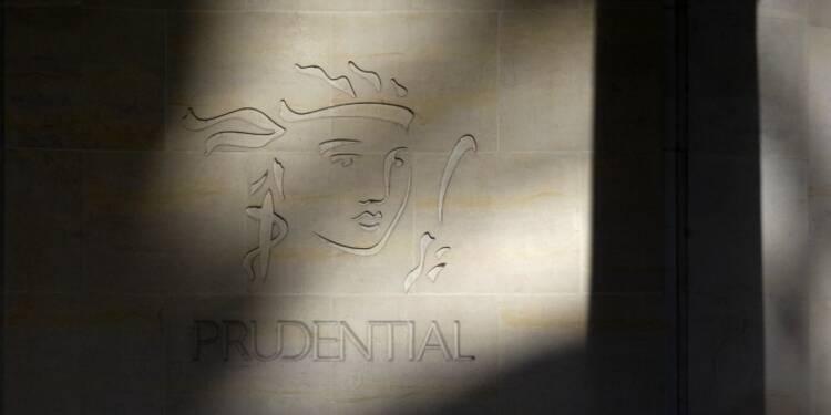L'assureur britannique Prudential se scinde en deux