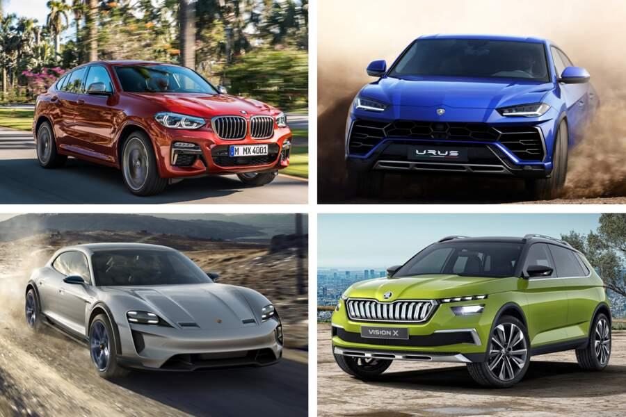 L'édition 2018 ferme ce dimanche. Du surpuissant Lamborghini Urus au sage Honda CR-V, notre sélection en images.