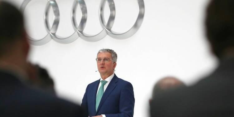 Audi prédit des difficultés à court terme avec sa nouvelle gamme