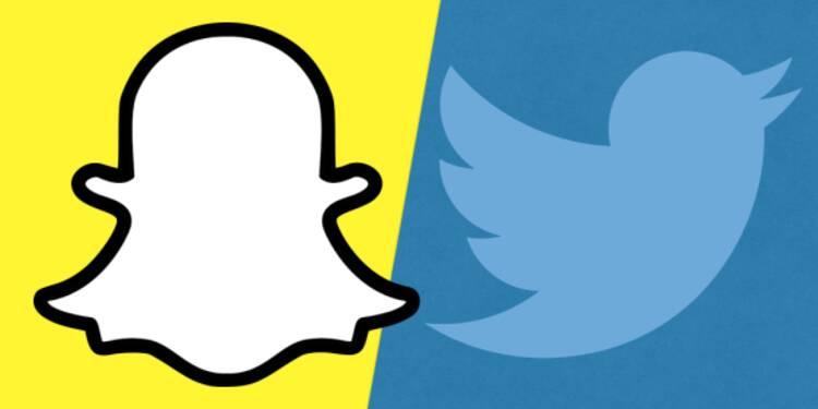 Twitter compte s'inspirer de Snapchat pour séduire les annonceurs