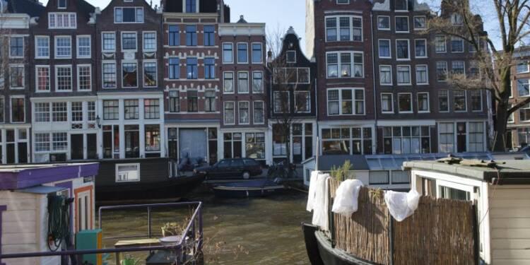 Séjours Airbnb accrus de 25% à Amsterdam malgré les restrictions