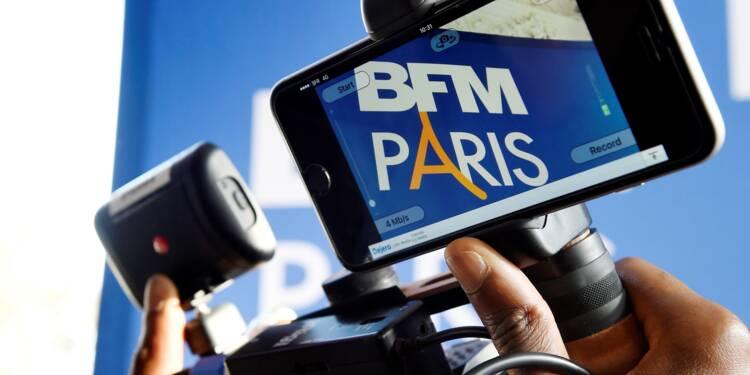 Avant TF1, BFM demandait déjà une rémunération pour sa chaîne gratuite à Paris