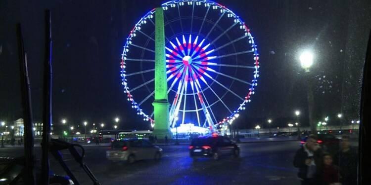 Paris se met au vert pour la Saint Patrick