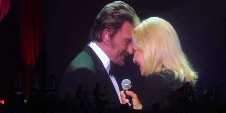 Au Grand Rex, Sylvie Vartan rend hommage à Johnny
