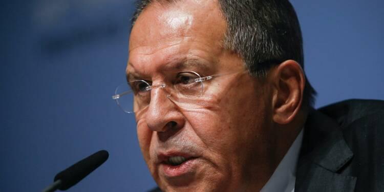 Ex-espion russe empoisonné : Moscou expulse 23 diplomates britanniques