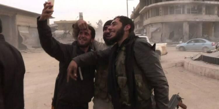 Syrie: les forces pro-Ankara à Afrine après la prise de la ville