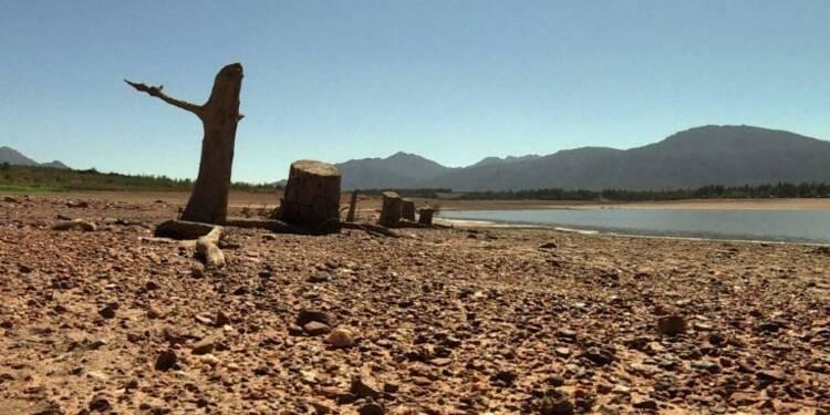 L'économie du Cap déjà frappée de plein fouet par la sécheresse