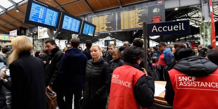 Grèves SNCF : est-ce un motif pour réclamer le télétravail ?