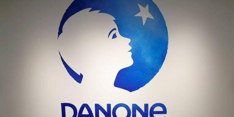 """Danone lance son premier """"social bond"""" de 300 millions d'euros"""