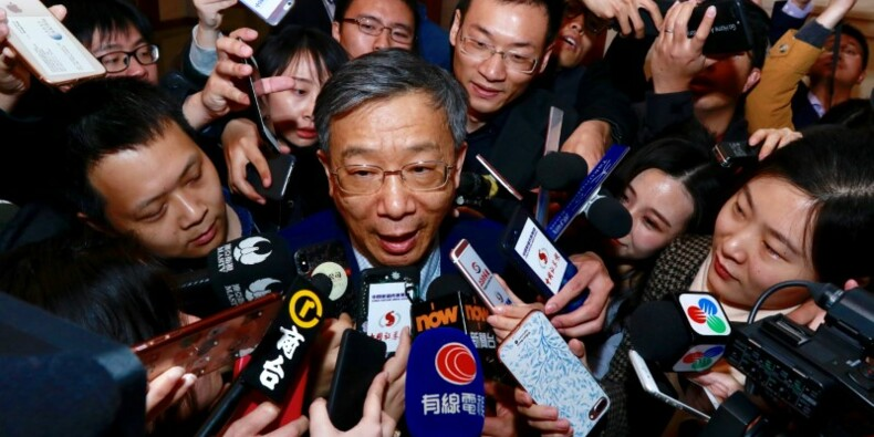 Le n°2 de la Banque centrale de Chine promu gouverneur
