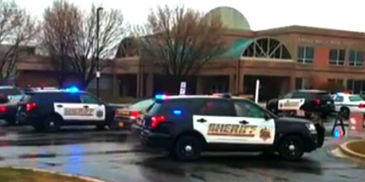 Fusillade dans un lycée près de Washington