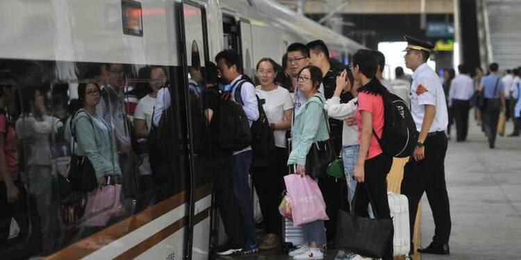 Chine : les citoyens mal notés interdits d'avion et de train