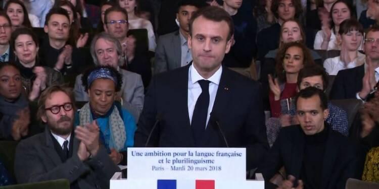 Francophonie: Macron célèbre