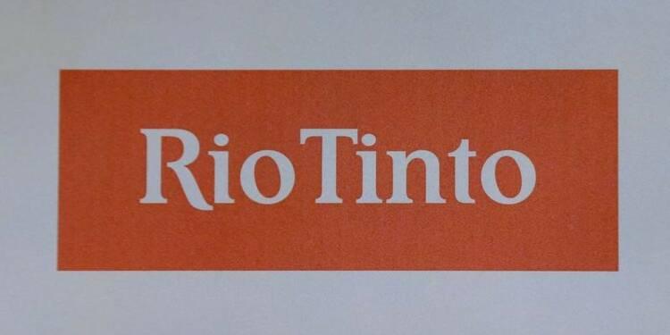 Rio Tinto vend des mines de charbon australiennes à Glencore