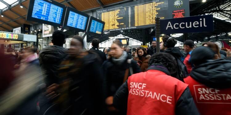 SNCF. Le plan de la CGT pour rendre la grève