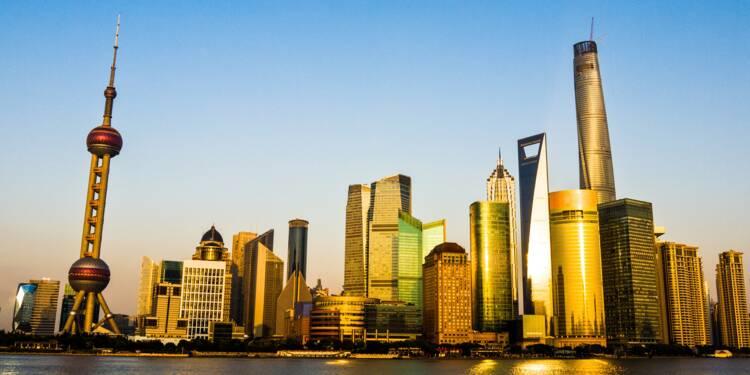 La croissance chinoise au plus bas depuis 1992 malgré les efforts de Pékin