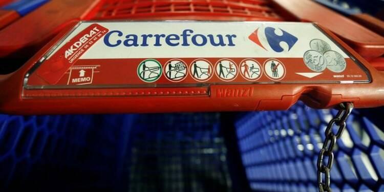 """Carrefour va ouvrir ses premiers """"drive"""" piétons à Paris"""