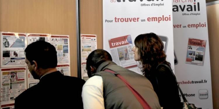 Net rebond des embauches dans le privé en février en France