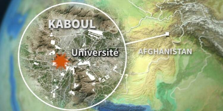 Attentat suicide à Kaboul