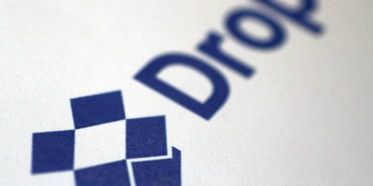 Dropbox: Le prix de l'IPO passe à 18-20 dollars par titre, forte demande