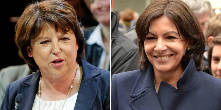 Anne Hidalgo ou Martine Aubry pourraient être élues meilleures maires du monde