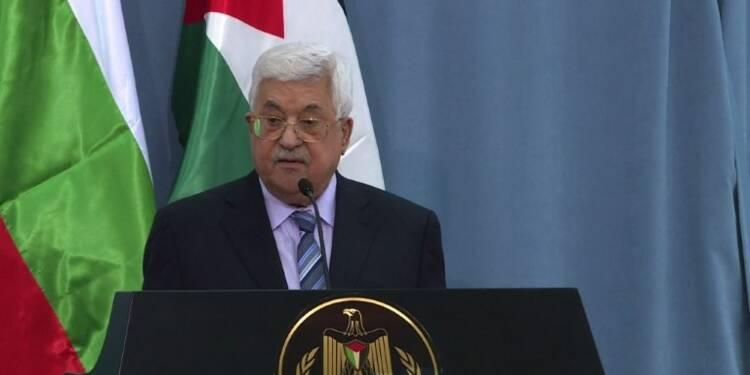 Abbas appelle le Hamas à remettre le pouvoir