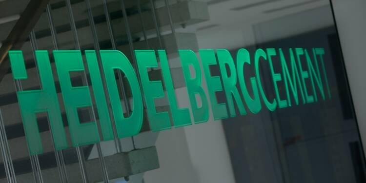 HeidelbergCement relève son dividende de 19%, moins qu'attendu
