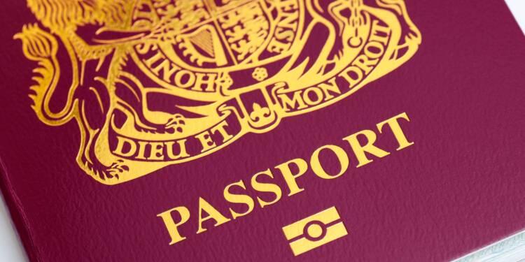 Le passeport britannique post-Brexit pourrait être fabriqué par une entreprise française