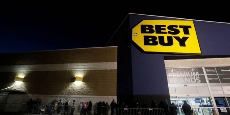 USA: Best Buy va cesser de vendre des smartphones de Huawei
