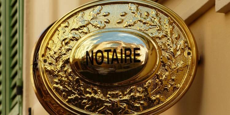Convocation chez un notaire dans le cadre d'une succession
