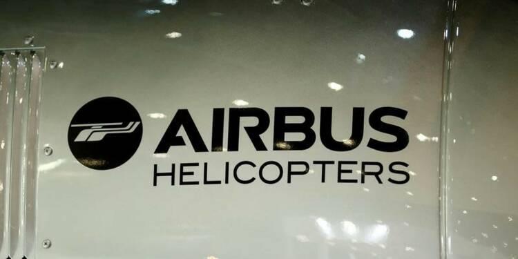 L'Ukraine signe un accord pour acheter 55 hélicoptères Airbus