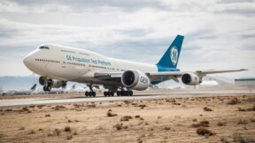 Le test en vol du plus gros moteur d'avion au monde