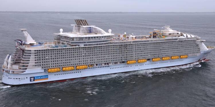 Découvrez Symphony of the Seas, le plus grand paquebot du monde