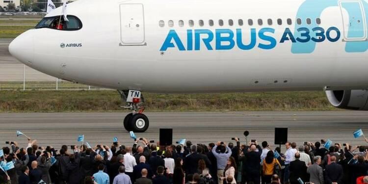 L'A330neo n'a pas les problèmes de moteurs du 787, dit Rolls-Royce