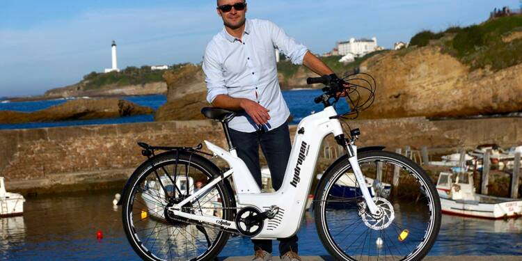Et voici le vélo à hydrogène