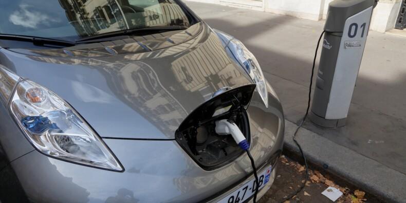 Des voitures électriques moins chères que les thermiques dans sept ans ?
