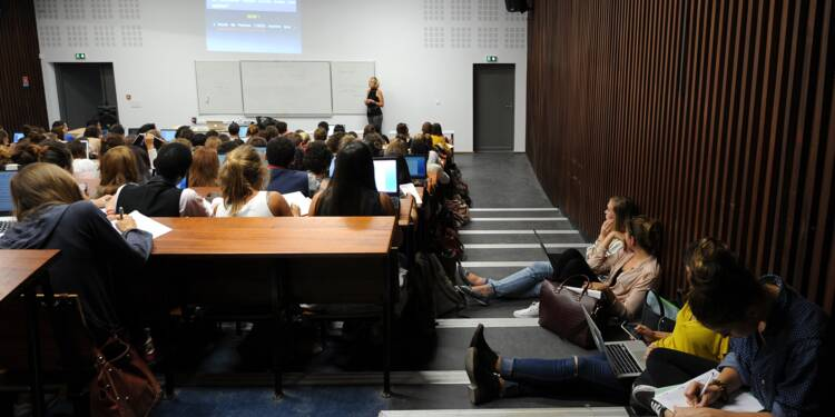 La fac de droit de Montpellier fermée jusqu'à lundi — Agression d'étudiants