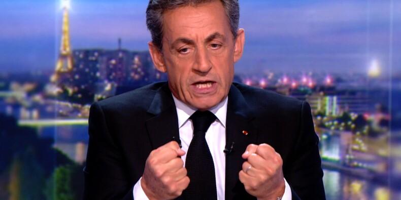 """Au JDD, Nicolas Sarkozy promet qu'il brisera """"les auteurs de la machination"""""""