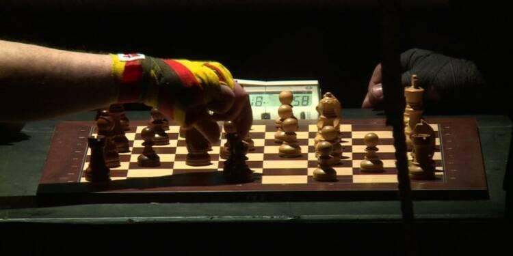 Le chessboxing, une discipline entre pions et gnons
