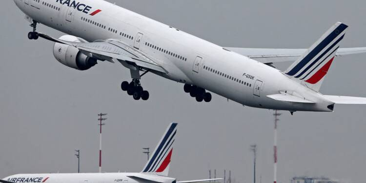 Air France Appel à la grève les 3 et 7 avril en plus du 30 mars